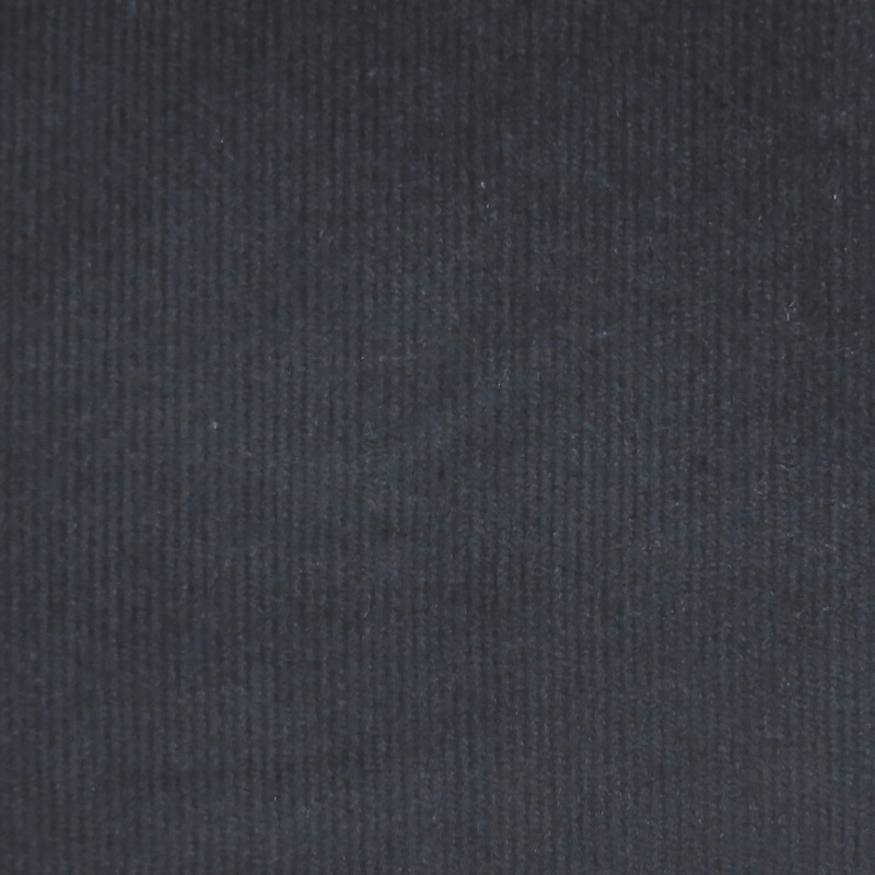 Hartford Navy Fine Stretch Needlecord Fabric