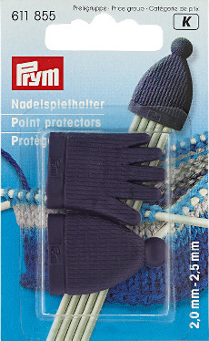 Prym Point Protector For Pin Gauges 2.00 And 2.50 Mm 2pcs