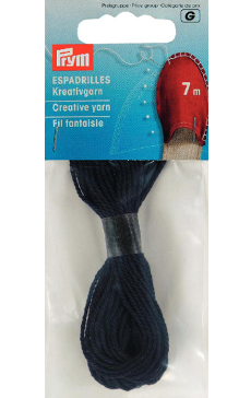 Espadrille Ink Creative Yarn, 7m, 100% Cotton