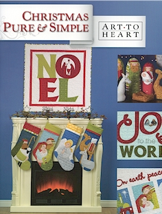 Christmas Pure And Simple Book