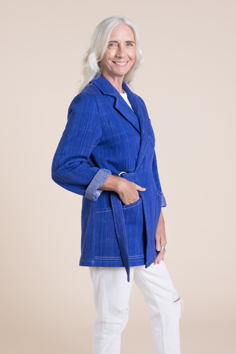 Sienna Maker Jacket By Closet Core Patterns