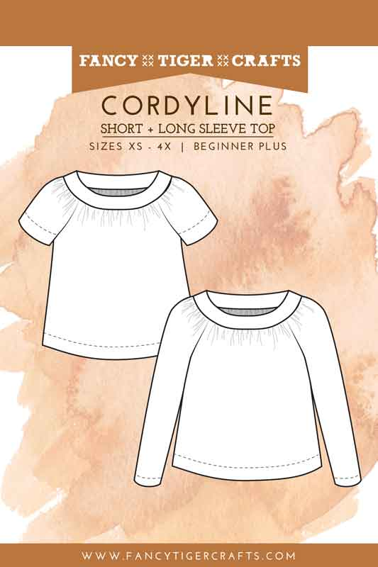 Cordyline Top Pattern - Fancy Tiger Crafts Patterns