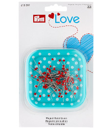 Prym Love Magnetic Cushion With 9g Glass-headed Pins