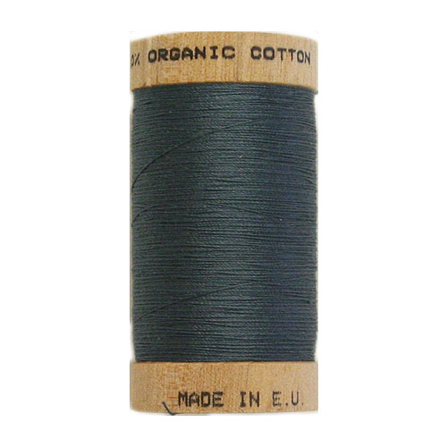 Scanfil Organic Thread 100 Metre Spool - Teal