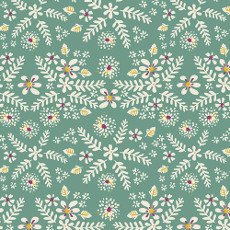Garden Dreamer Flower Waltz - Art Gallery Fabric 44in/45in Per Metre