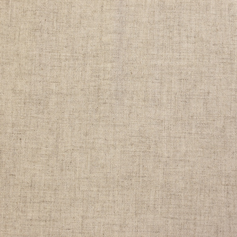 Bray Natural Linen Viscose Linen Slub Fabric