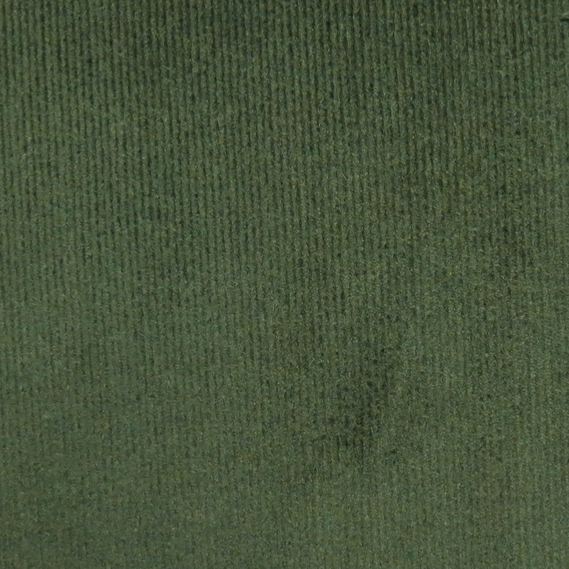Hartford Pine Green Fine Stretch Needlecord Fabric