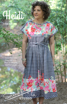 The Heidi Dress Pattern - Serendipity Studio