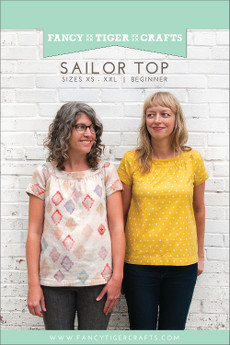 Sailor Top Pattern - Fancy Tiger Crafts Patterns