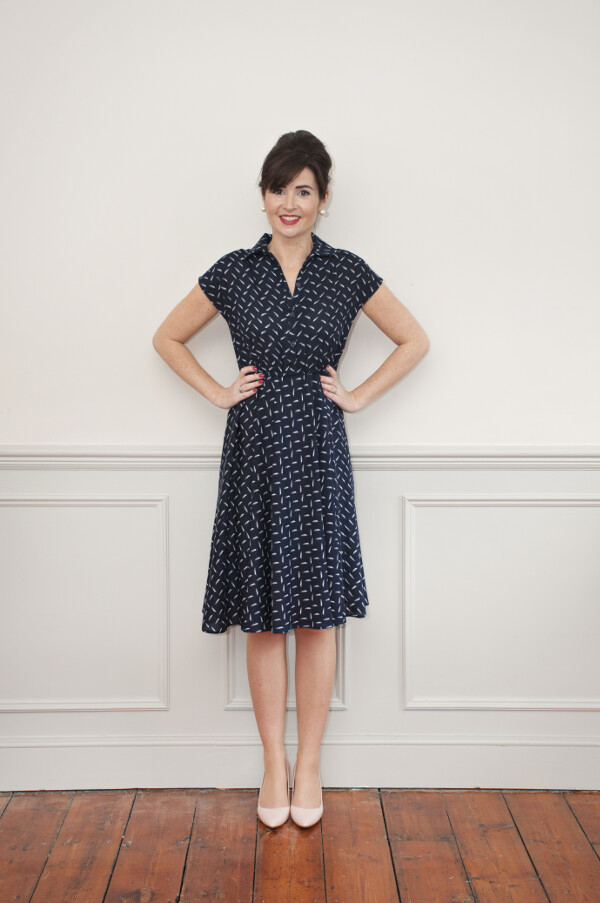 Penny Dress - Sew Over It Patterns
