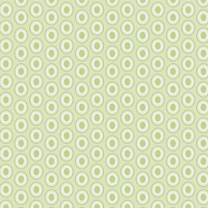 Oval Elements Sugar Green - Art Gallery Fabric 44in/45in Per Metre