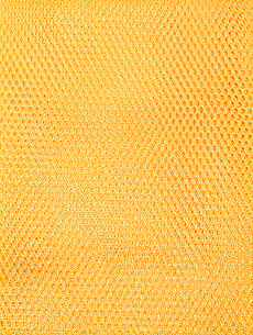 Mesh Fabric Dandelion 18in X 54in Pack