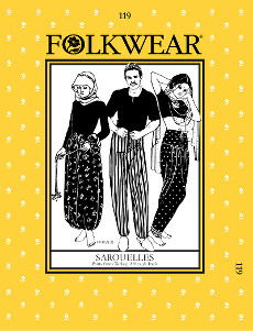 Sarouelles by Folkwear Patterns