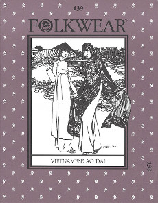 Vietnamese Ao Dai by Folkwear Patterns