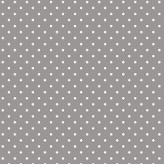 Les Petits Petits Dots Ash - Art Gallery Fabric 44in/45in Per Metre