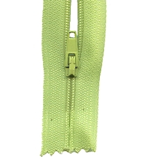 Make A Zipper Standard - 197in Long With 12 Zipper Pulls - Green