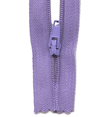 Make A Zipper Standard - 197in Long With 12 Zipper Pulls - Medium Purple