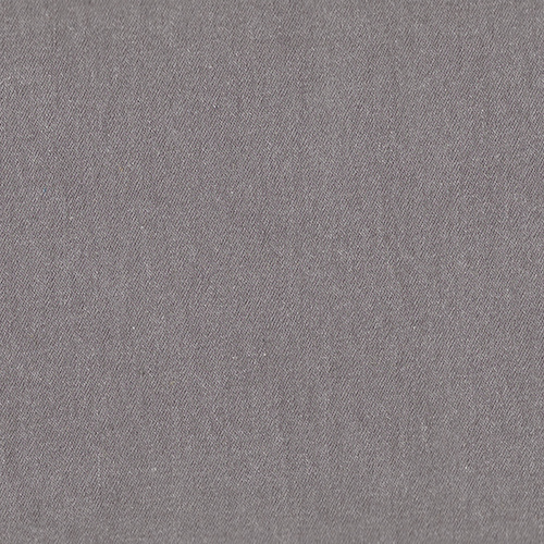 Grey Stretch Denim Fabric