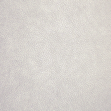 Santiago Silver Metallic Imitation Leather Fabric