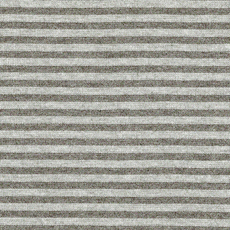 Light and Dark Heathered Grey Striped Tubular Ribbing