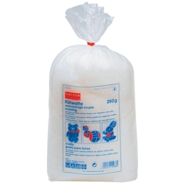 Polyester Filling / Stuffing White 250g