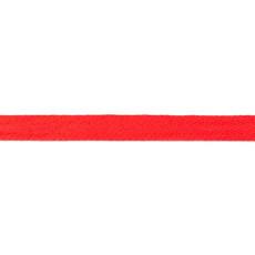 Red Washed Cotton Twill Tape - 15mm X 50m