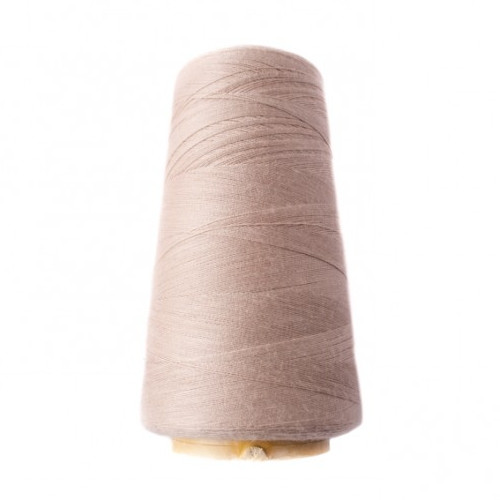 Hantex Overlocker Thread - Pebble - 100% Polyester 3000 Yrds (2700+m)