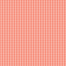 Checks Please Small Plaids Orange - Cloud 9 Yarn Dyed Broadcloth Fabric 44in/45in Per Metre
