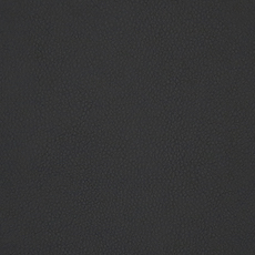 Santiago Black Imitation Leather Fabric