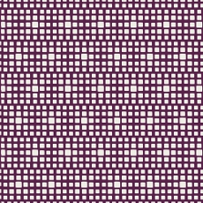 Squared Elements Merlot - Art Gallery Fabric 44in/45in Per Metre
