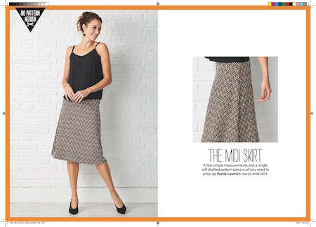 Simply Sewing Issue 63 - Patternless Skirt