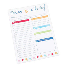 Today Is The Day! Notepad By Lori Holt