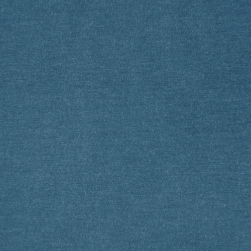 Milano Denim Heathered Viscose Jersey Fabric