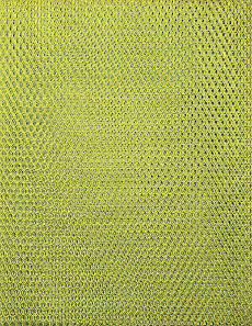 Mesh Fabric Apple Green 18in x 54in (45cm x 137cm) Pack