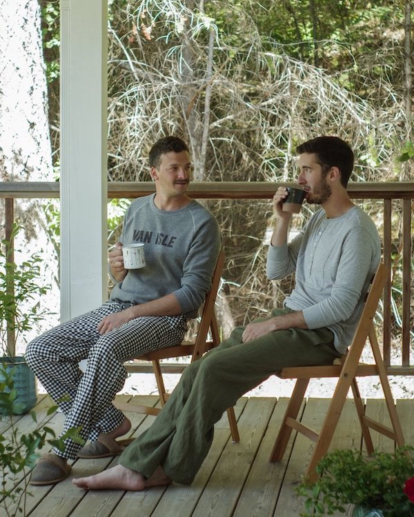 Eastwood Pajamas Pattern By Thread Theory Designs