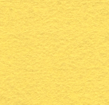 Woolfelt® 20% Wool / 80% Rayon 36in Wide / Metre - Banana Cream