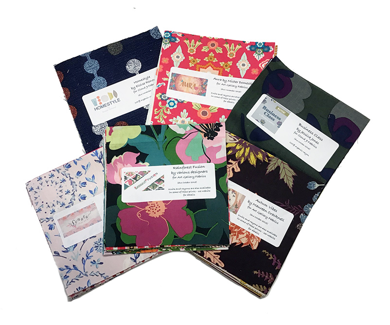 Fabric Samples Subscription Annual Renewal