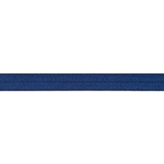 Dark Blue Foldover Elastic - 16mm X 25m