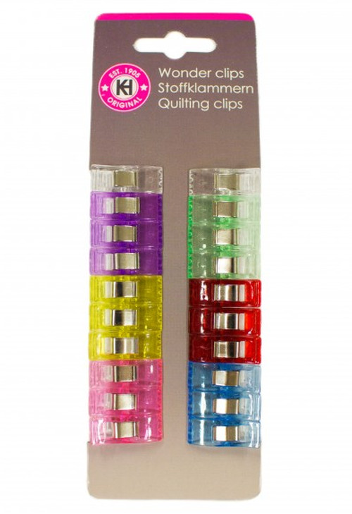 Quilting Clips - small - 20 per pack