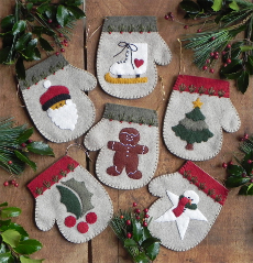 Warm Hands - Felt Ornament Kits -6
