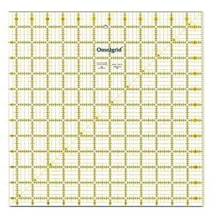 Omnigrid Square - 12.5in X 12.5in