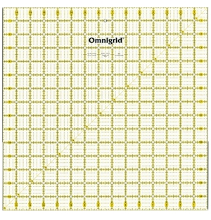 Omnigrid Square - 15in X 15in