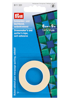 Prym Quilters Marking Tape 6mm X 9m
