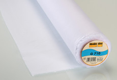 Vlieseline Woven Interlining Light Weight - Fusible 90cm X 25m - White