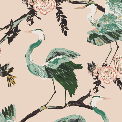 Herons Grace from Eve by Bari J in Cotton for AGF