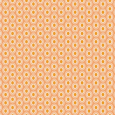 Oval Elements Peaches N Cream - Art Gallery Fabric 44in/45in Per Metre