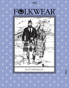 Scottish Kilt by Folkwear Patterns