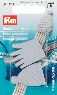 Prym Point Protector For Pin Gauges 3.00 And 3.50 Mm 2pcs