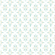 Flannel Burst Turquoise - Cloud9 Flannel Fabric 44in/45in Per Metre