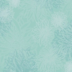 Aqua Haze From Floral Elements By AGF Studio